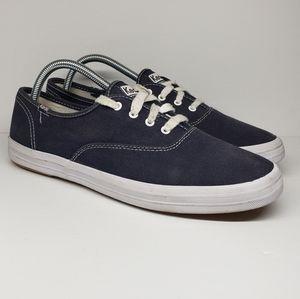 Keds Champion Originals Navy Blue Canvas Shoes